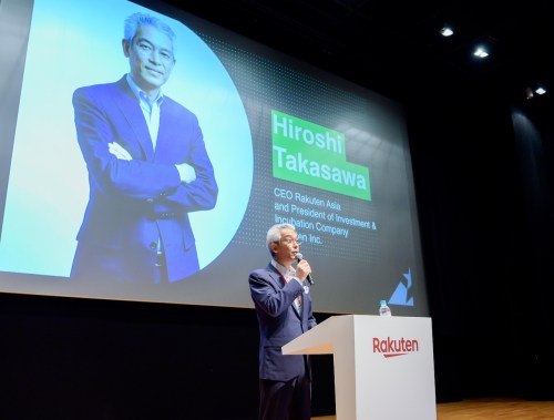 """On Rakuten Accelerator's startups, Hiroshi Takasawa commented: """"I have been very impressed with their ideas, motivation, courage and spirit to change the world, and have deep respect them as true entrepreneurs."""""""
