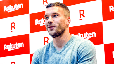 2014 FIFA World Cup winner and Vissel Kobe forward Lukas Podolski appointed Global Brand Ambassador for Rakuten