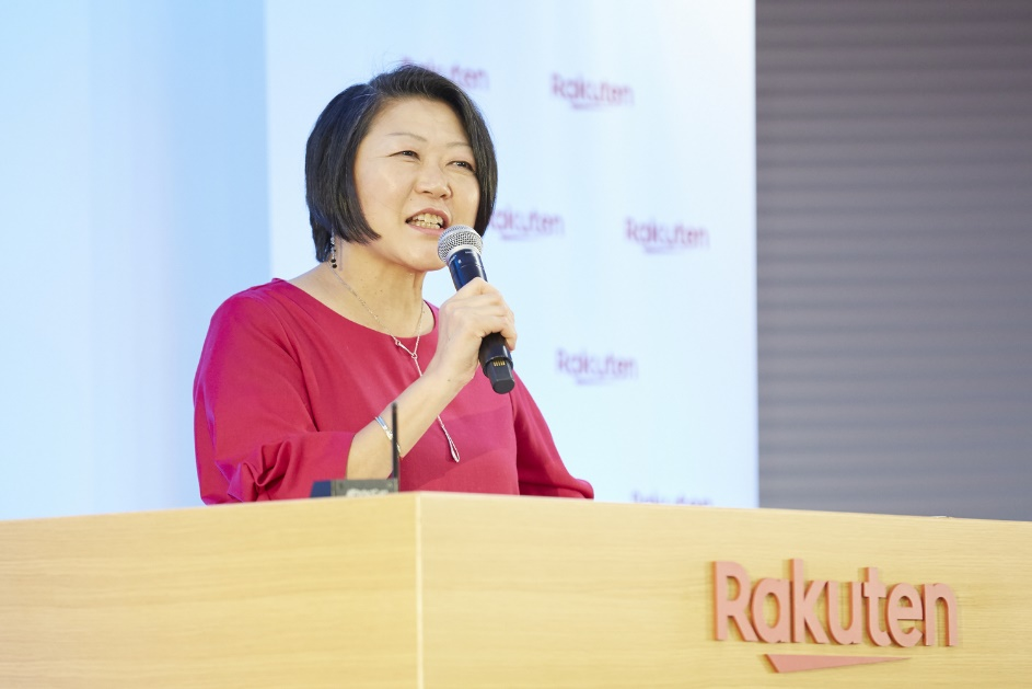 "Director of the UN Information Centre in Tokyo Kaoru Nemoto delivered a speech at the awards ceremony touching on how the program related to the UN's sustainable development goals (SDGs), encouraging the students to ""think globally, act locally."""