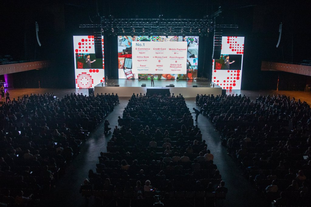 The four-day Business Conference will feature top speakers from across the worlds of business, tech, entertainment and more.
