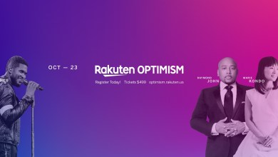Rakuten Optimism touches down in San Francisco on October 23, 2019. Here's what you can expect from San Francisco's most optimistic event