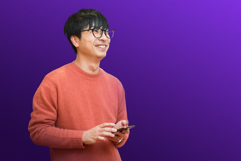 Behind the infrastructure of Rakuten Mobile's new network: Genta Nishimura