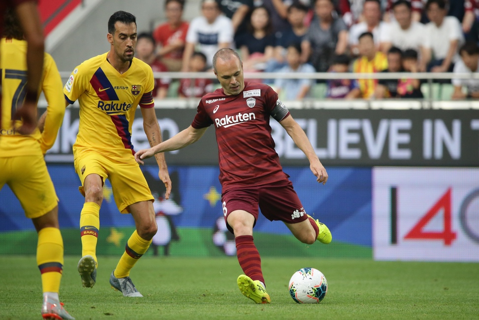 FC Barcelona has made dozens of classic games available to watch for free, including last summer's match in Japan between Barca and Iniesta's Vissel Kobe.