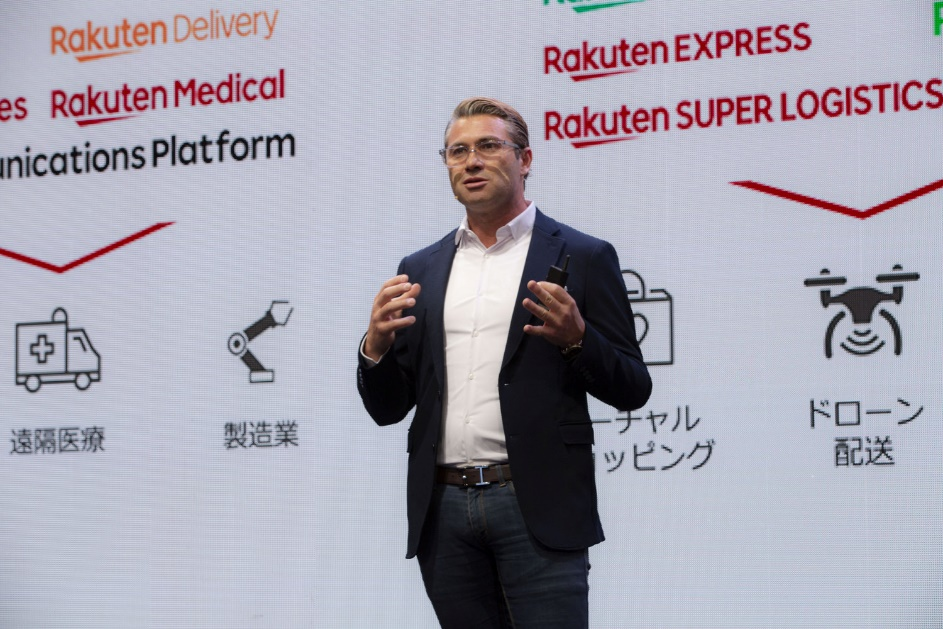 Rakuten Mobile CTO Tareq Amin focuses in on the technology behind Rakuten Mobile's revolutionary network.
