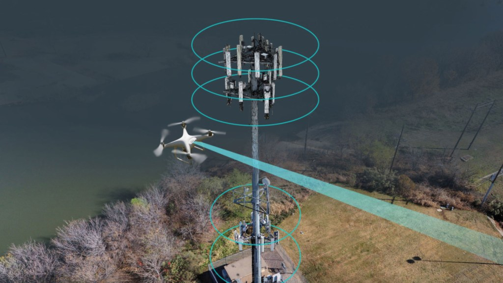 In April, Rakuten Mobile announced it would be using drones to conduct inspections of its brand-new network of antennas nationwide, in partnership with airspace mapping company Rakuten AirMap, Inc.