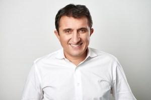 Djamel Agaoua, Rakuten Viber CEO