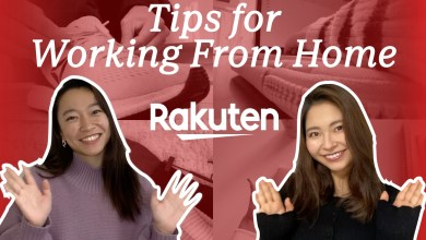 Prospective part-time Rakuten employees Rena Temma and Saya Adachi share their remote work experience and recommendations.