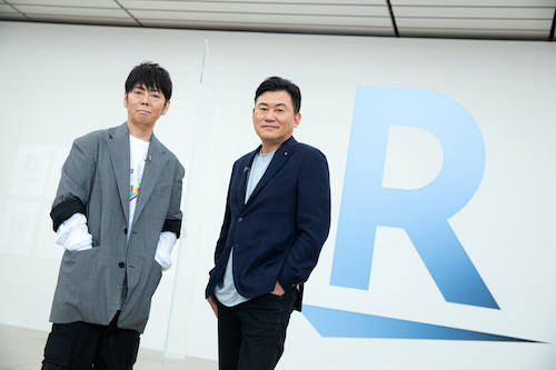 The man branding Japan: Rakuten CEO talks with designer Kashiwa Sato