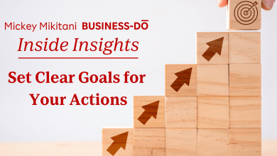 Setting goals creates a framework for success. A systematic spreadsheet approach ensures goals can be tracked and will be achieved.