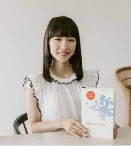 In Joy at Work, Marie Kondo and Rice University business professor Scott Sonenshein offer stories, studies, and strategies to help readers eliminate clutter and make space for work that really matters.