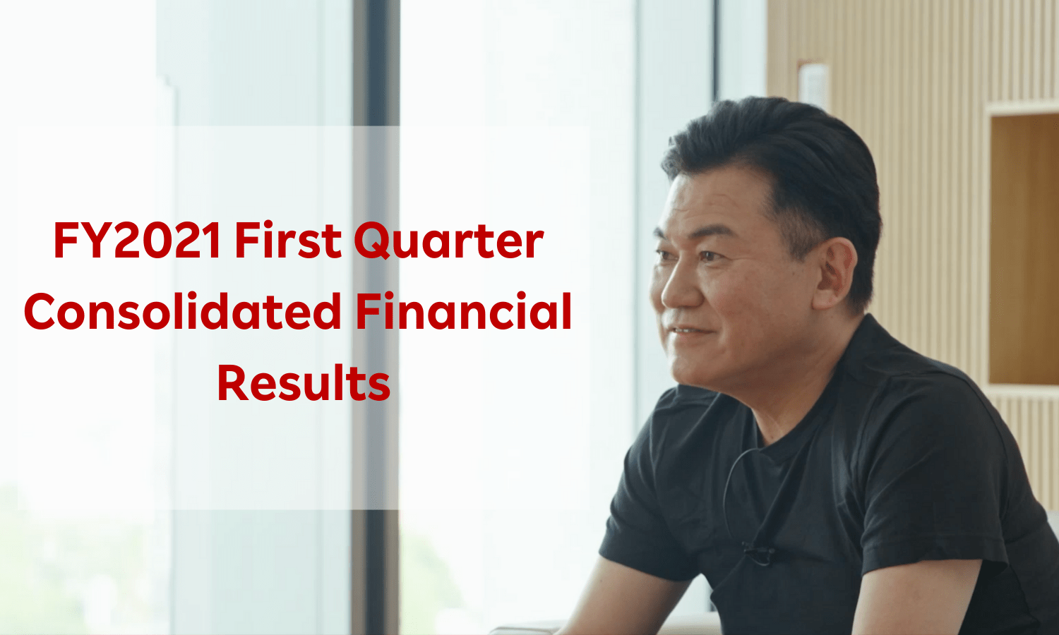 [WATCH] Q1 FY2021 Results: CEO Mickey Mikitani fields important questions on partnerships, mobile and fintech