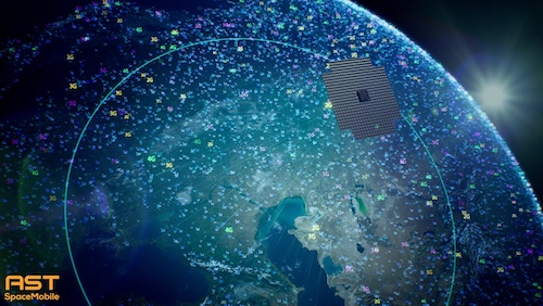 From space to your smartphone: AST SpaceMobile's mission to help connect billions to cellular broadband