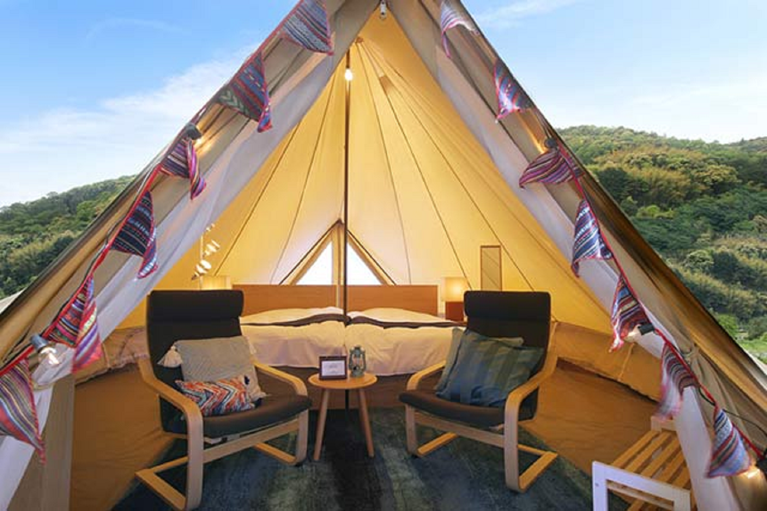 Tired of being stuck indoors? Research reveals recent camping trends in Japan