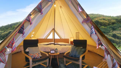 A Rakuten Insight survey reveals recent camping trends: Wanderers are turning to the great outdoors to enjoy a local experience.