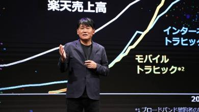 Rakuten Group Chairman and CEO Mickey Mikitani delivered an inspiring keynote to open the two-day Rakuten Optimism conference in Tokyo on October 12, 2021.