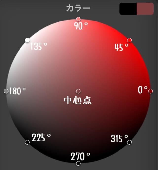 Procreateのカラーパレットは独自デザインからクラシックまで4種類のモード選択が可能