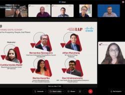 Cisco Berkomitmen Capai Net Zero Emisi Gas Rumah Kaca pada Tahun 2040