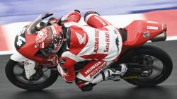 Mario Aji Tampil Impresif di Sesi Latihan GP Moto 3 Misano