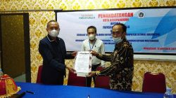 KALLA Dan STMIK Handayani Makassar Tanda Tangani MoU untuk Disabilitas