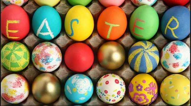 sejarah telur paskah