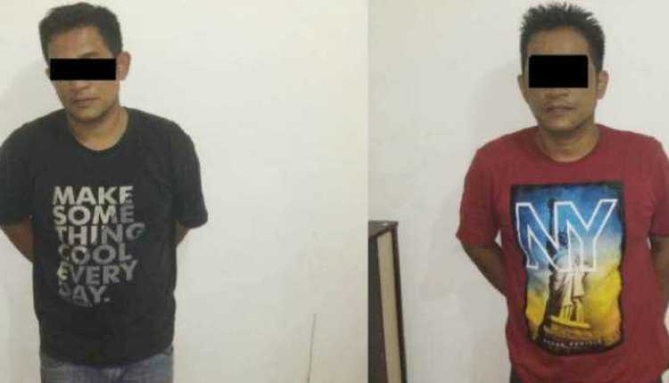 Dua Pelaku Penyalahgunaan Narkotika Digerebek (2)