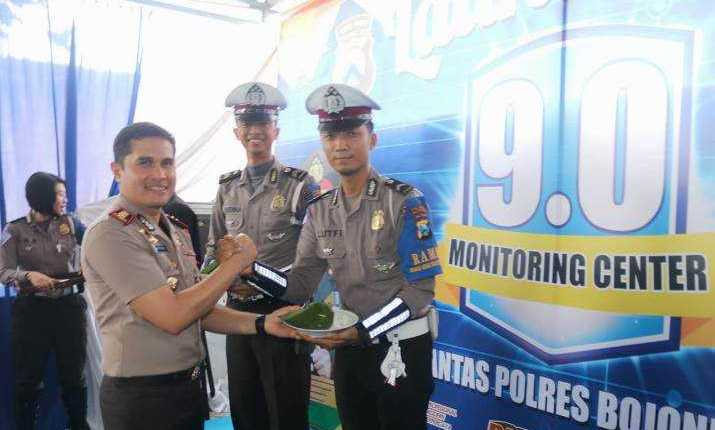 Sat Lantas Polres Bojonegoro, Launching