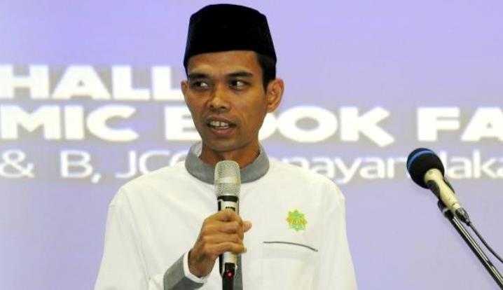 Ustaz Somad Pelaku Teror Bom Surabaya