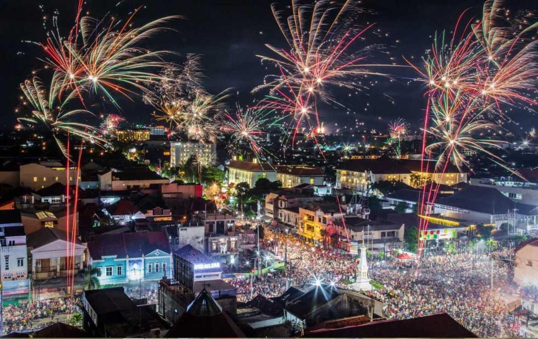 malam tahun baru 2019 di yogyakarta