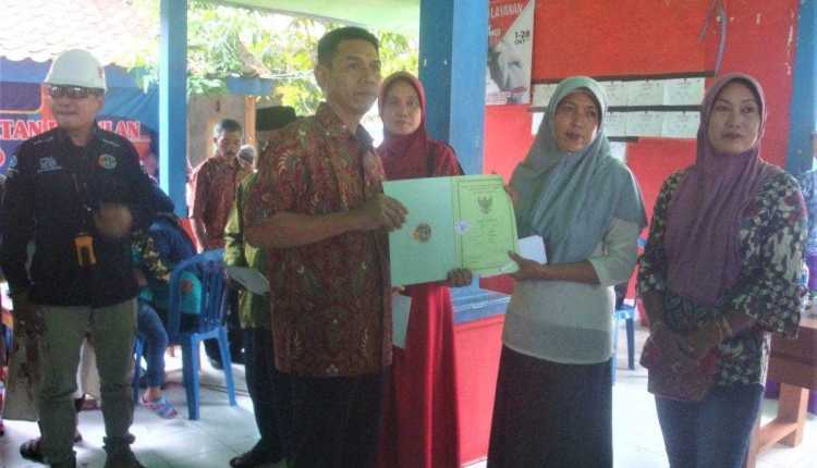 1.236 Sertipikat Program PTSL Desa Cancung, Bubulan