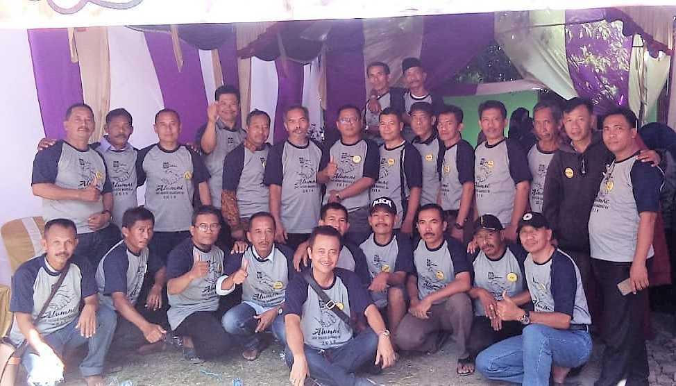 Reuni Alumni SMP Negeri Baureno '84, Digelar Sederhana, di Gajahbolong, Baureno 1