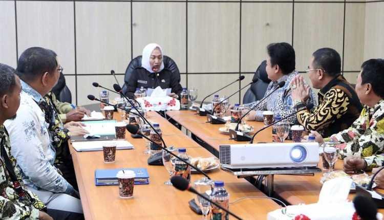Bupati Bojonegoro Gelar Pertemuan dengan PT Rekind2