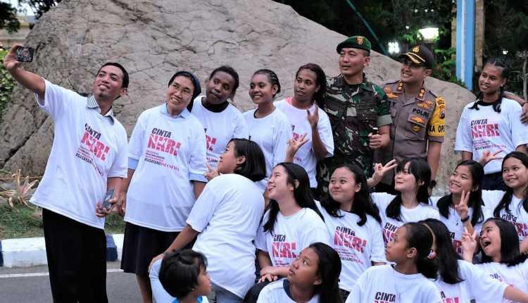 Kapolres Bojonegoro Jamin keamanan Warga Papua