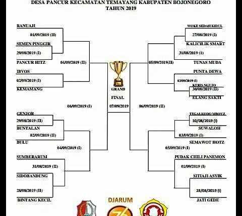 Turnamen Bola Voli Pancur Cup VI,