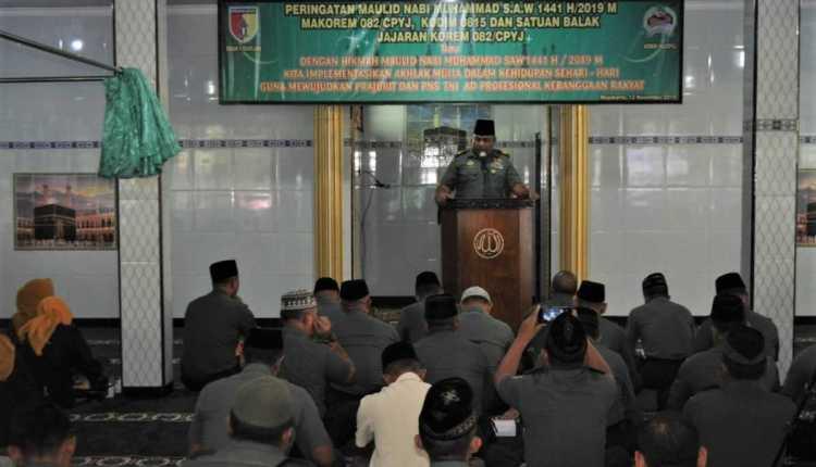 1. Maulid Nabi Muhammad