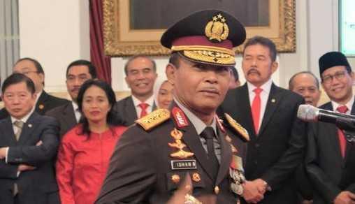 Kapolri Jenderal Idham Aziz FOTO