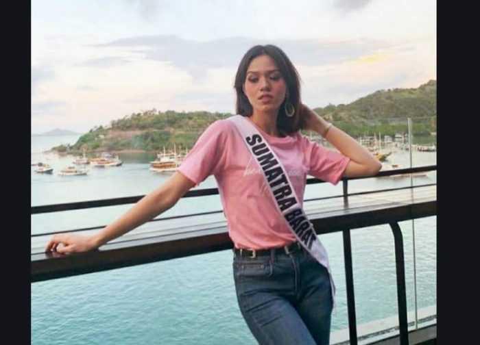 Biografi Dan Profil Kalista Iskandar Finalis Puteri Indonesia 3