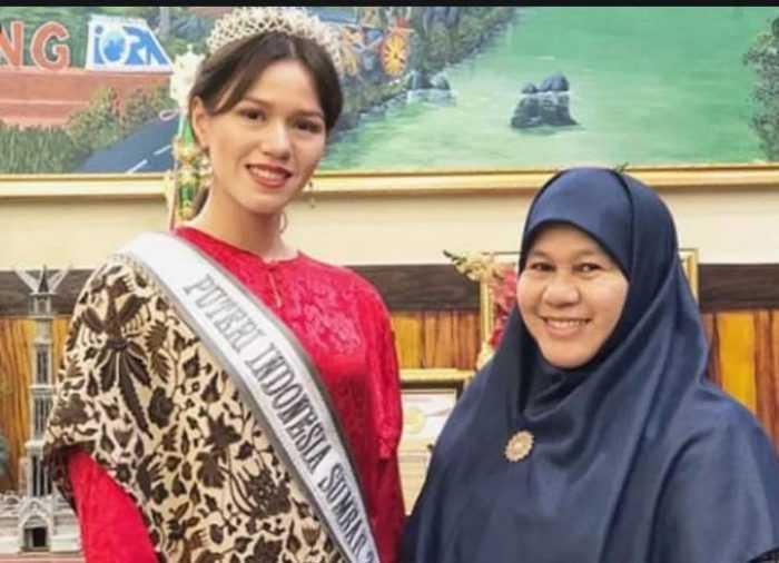 Biografi Dan Profil Kalista Iskandar Finalis Puteri Indonesia 2