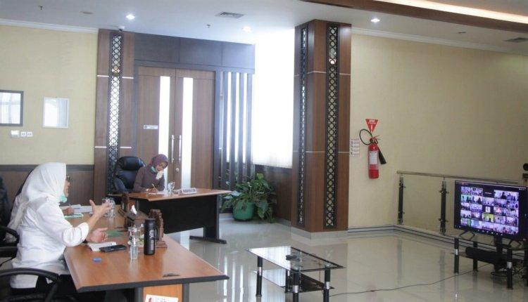 Bupati Bojonegoro Ngobrol Online Bersama Anak-Anak2