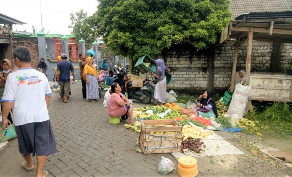 Jalan DPU Pohwates dan TPS Pasar Sroyo, Diterjang Banjir Bandang 2