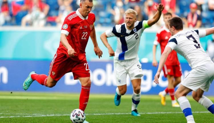 Hasil Finlandia vs Rusia di EURO 2020: Rusia Menang Berkat Gol Aleksey Miranchuk
