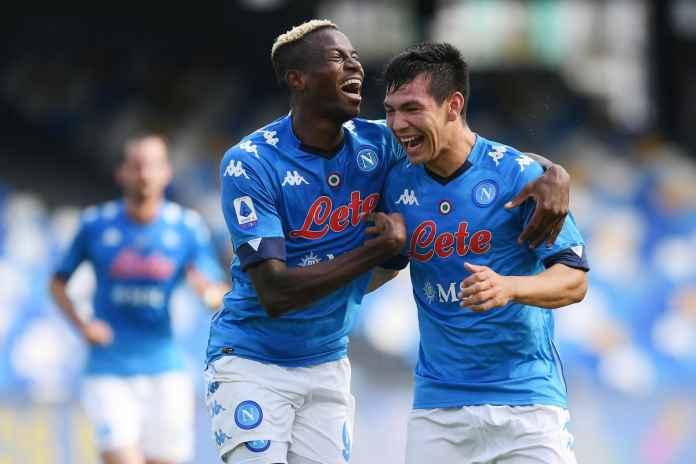 Napoli Hadang Pemain Penting Gabung Klub Top