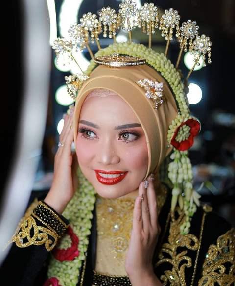 makeup jawa muslim