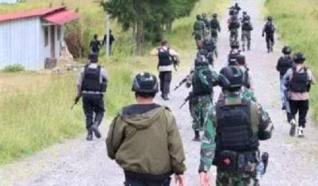satgas ops nemangkawi berehasil tangkap pimpinan kkb papua senaf soll
