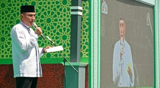 Gubernur Sumatera Utara Edy Rahmayadi. Foto : Biro Humas dan Keprotokolan Setdaprovsu/ Imam Syahputra
