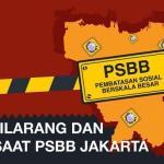 Pembahasan Sosial Berskala Besar (PSBB). Foto: Ilustrasi