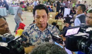 Ketua KPU Kota Medan, Agussyah R Damanik. Foto: Rakyatsumut.com,/Muklis