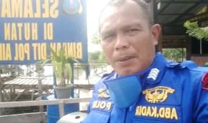 Bripka Abdul Kadir Nasution. Foto: Istimewa