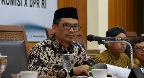 Wakil Ketua Komisi X DPR RI, Abdul Fikri Faqih