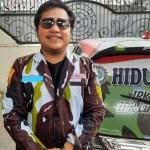 Ketua IPK sibolga, Reza Andika Rahmad Zeb Tumory. Foto: istimewa