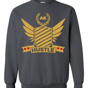 rakz charcoal hustle crew neck